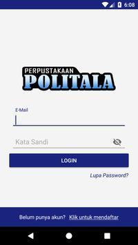 Perpus Politala poster