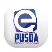 e-Pusda Probolinggokab icon