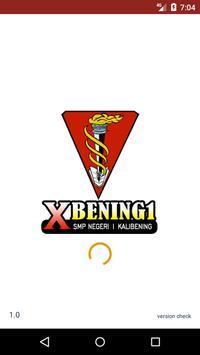 XBening1 poster