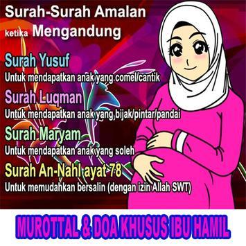 Murottal & Doa Ibu Hamil poster