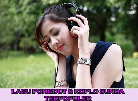 Pongdut & Koplo Sunda Terbaru ảnh chụp màn hình 4