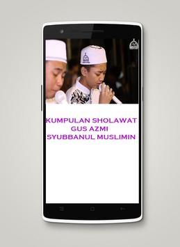 Sholawat Gus Azmi screenshot 1