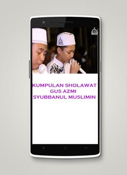 Sholawat Gus Azmi screenshot 4