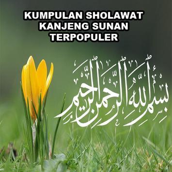 Shalawat Kanjeng Sunan poster