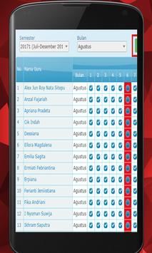 SIM Kehadiran Guru Online DHGTK screenshot 2
