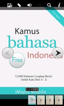 Kamus Lengkap Bahasa Indonesia poster