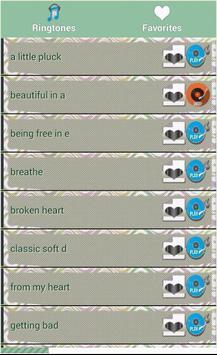 Melody Ringtones screenshot 1