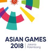 ikon 18th Asian Games 2018 Official App