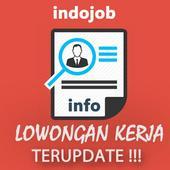 Indojob - lowongan kerja indonesia Update 24 Jam icon