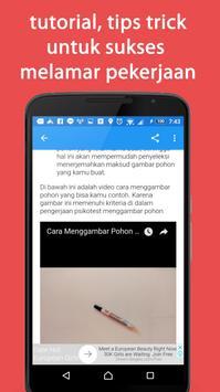 Indojob - lowongan kerja indonesia Update 24 Jam screenshot 4