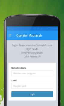 Operator Madrasah screenshot 3