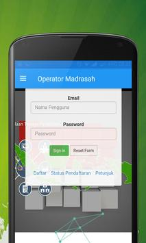 Operator Madrasah screenshot 2