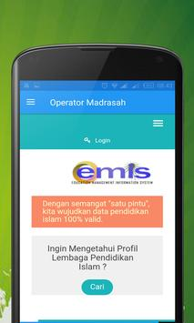 Operator Madrasah screenshot 4