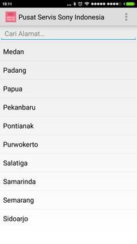 Pusat Servis Sony Indonesia screenshot 2