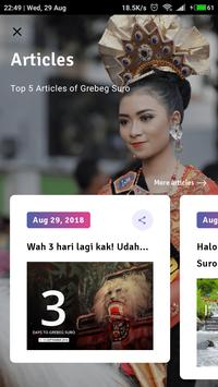 Grebeg Suro apk screenshot