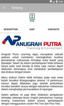 Anugrah Putra Learning screenshot 1