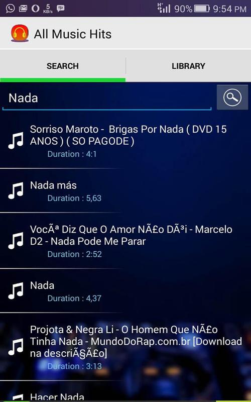 How to download songs on free music download.
