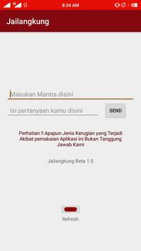 Tanya Jailangkung poster