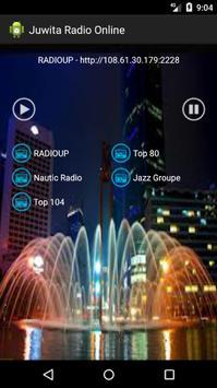 Juwita Radio Online apk screenshot