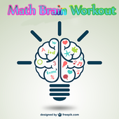 Math Brain Workout icon