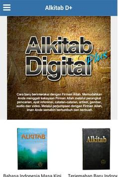 Alkitab Digital Plus LAI poster