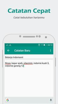 Catatan Cepat screenshot 2