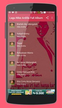 Lirik Lagu Nike Ardilla Full Mp3 Apk App Free Download For