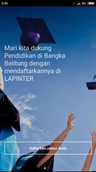 LAPINTER (Mitra Bantuku) poster