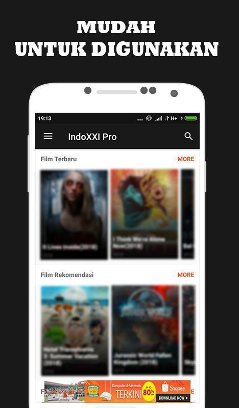 IndoXXI Pro - Nonton Film Gratis for Android - APK Download