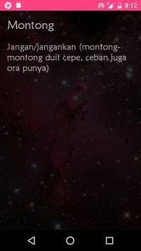 Kamus Bekasi screenshot 1