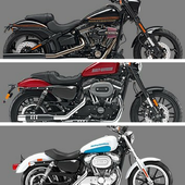 Motor Harley & review icon