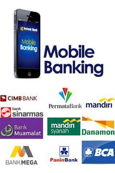 Mobile Banking poster