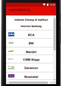 Mobile Banking screenshot 1