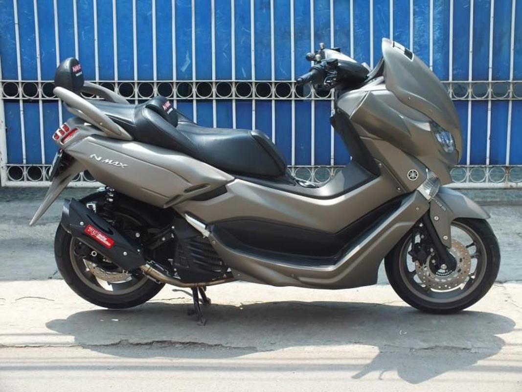 Modifikasi Motor Yamaha Nmax For Android