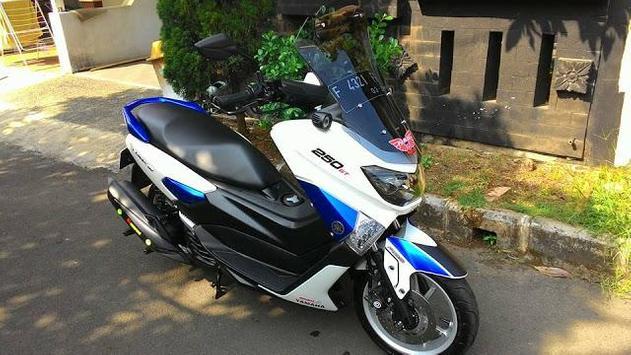 Modifikasi Motor Yamaha Nmax apk screenshot