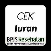 Cek Iuran BPJS Online icon