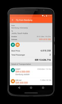 Calculator Traveler apk screenshot