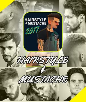 Hairstyle and Mustache 2017 poster