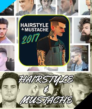 Hairstyle and Mustache 2017 apk screenshot