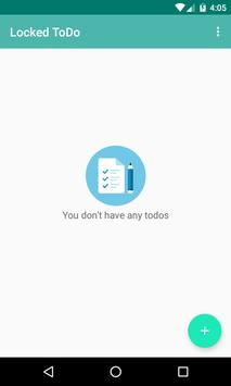 LockedToDo apk screenshot
