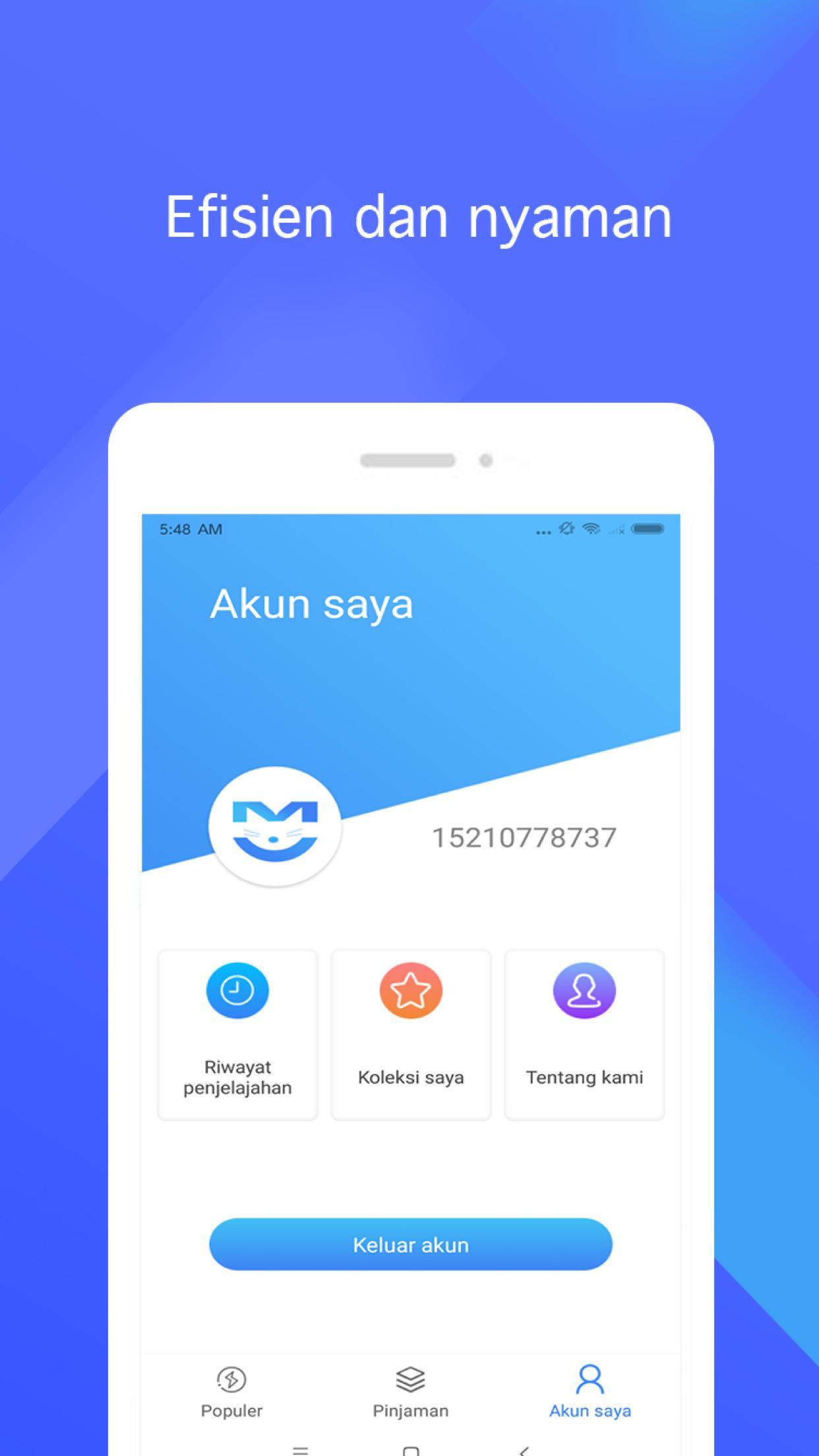 Meminjam Uang Pinjaman Online Cepat Dan Mudah For Android Apk