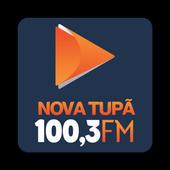 Rádio Nova Tupã FM - 100,3 Mhz icon