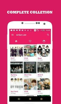 MKpop - KPop Music screenshot 2