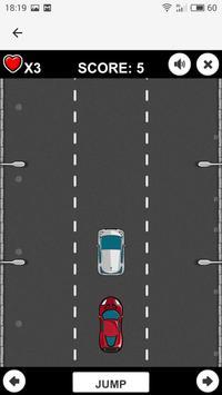 Driving Car poster