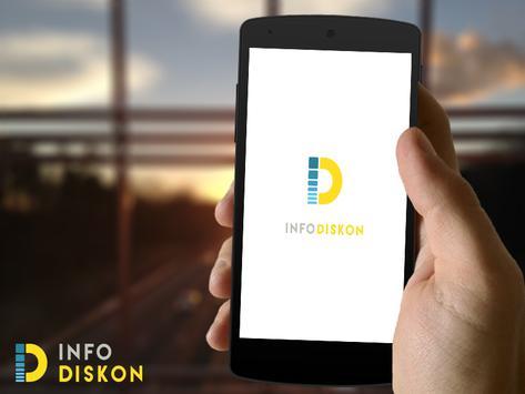 InfoDiskon poster