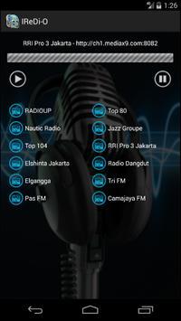 IReDi-O - Free Radio Streaming apk screenshot