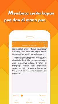 Free Novel - Living with Ex apk screenshot