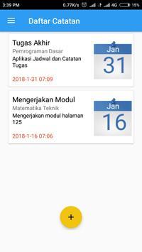 JadwalKu screenshot 3
