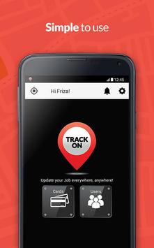 Track2Ticket apk screenshot