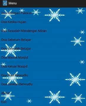 Islamic Doa Moo apk screenshot